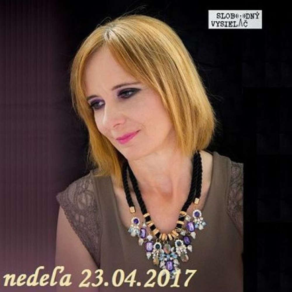 Literarna ajov a 56 2017 04 23 poetka Bea Svetlikova
