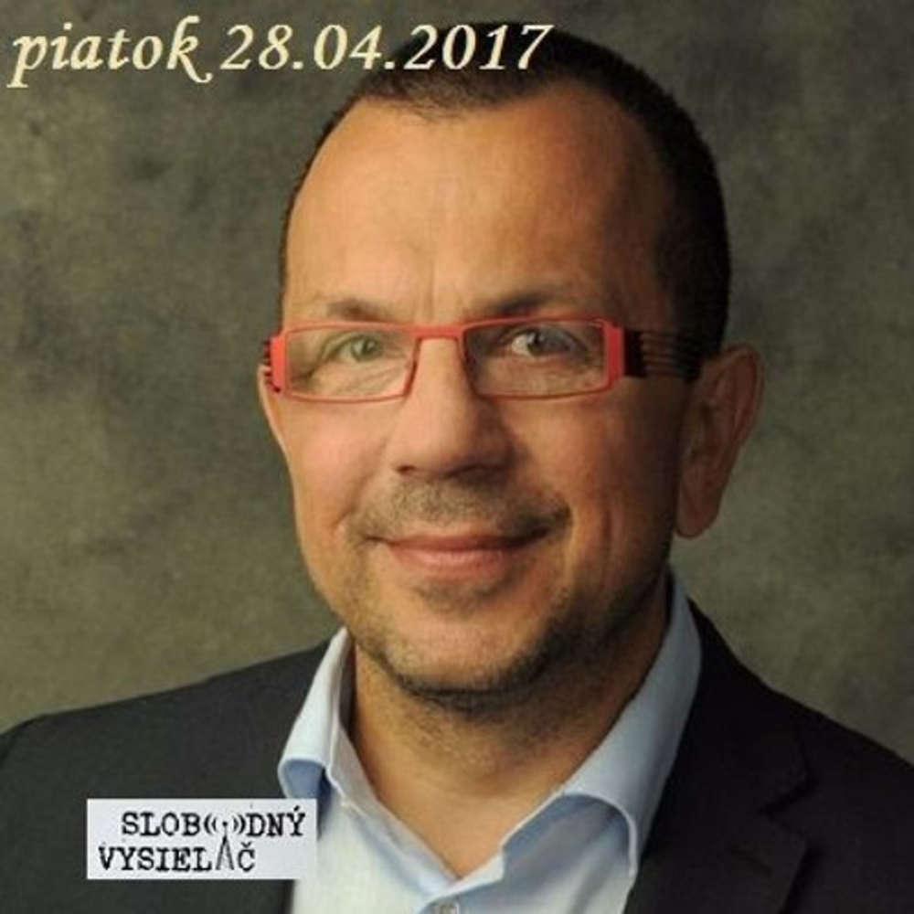Intibovo Okienko 07 2017 04 28 Jaroslav Foldyna len eske strany socialn demokraticke