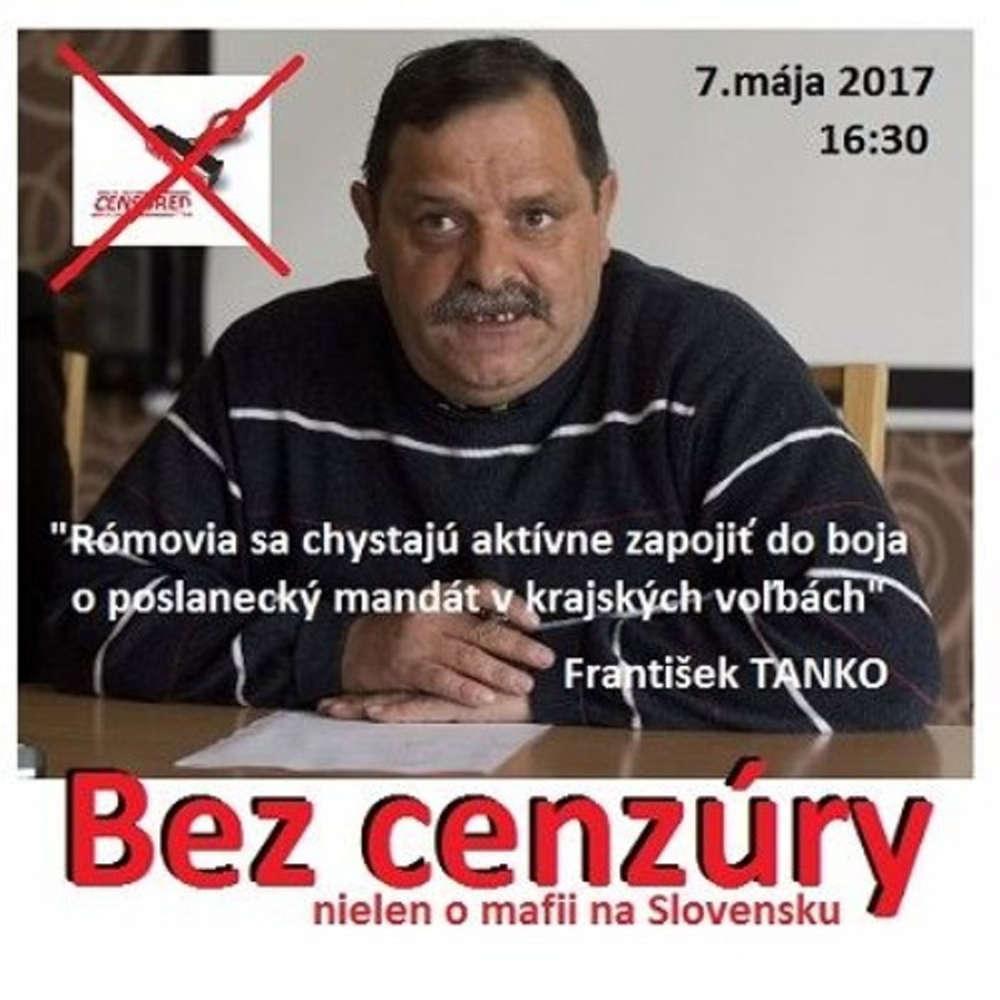 Bez cenzury 86 2017 05 07 Romovia a ich boj o poslanecky mandat v krajskych vo bach