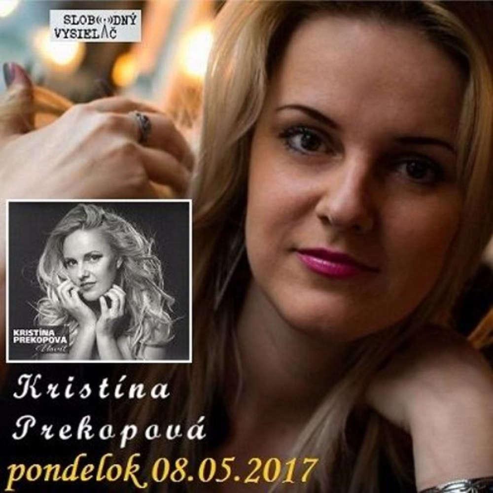 Hudobny hos 2017 05 08 Kristina Prekopova