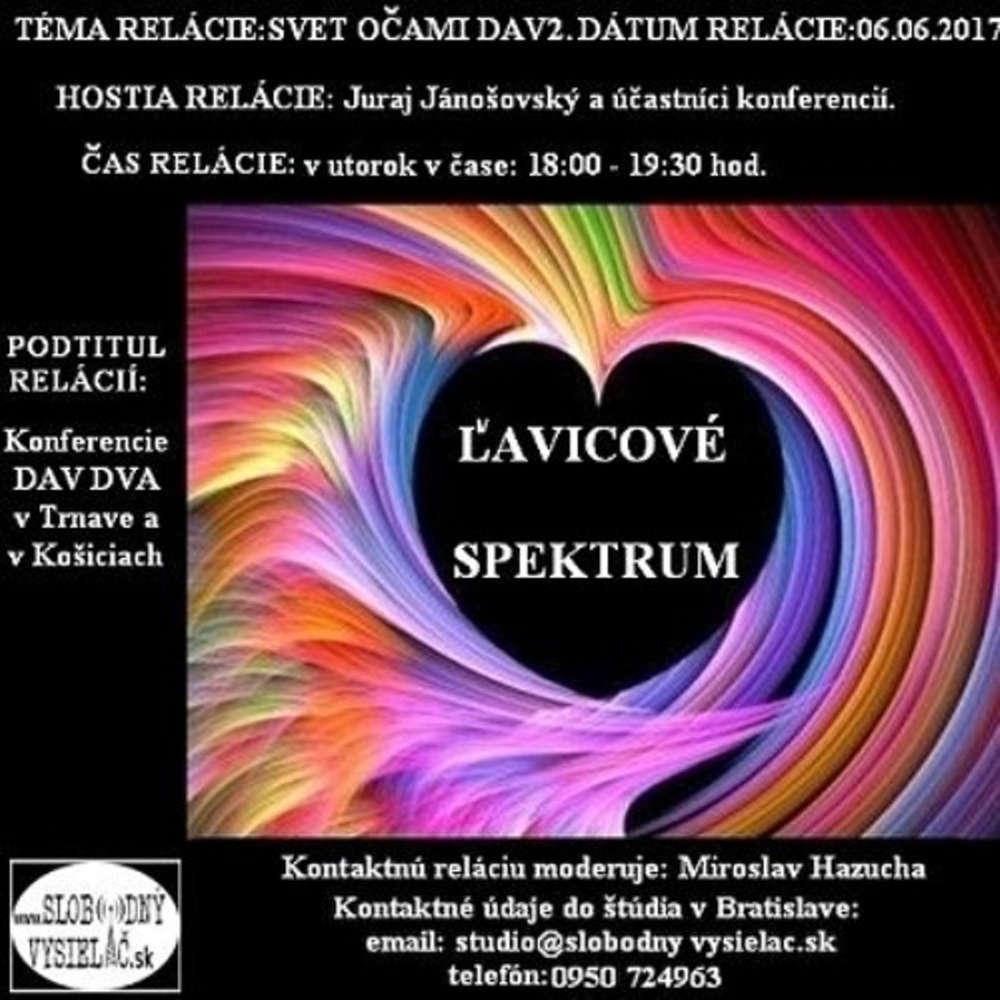 avicove spektrum 37 2017 06 06 Svet o ami DAV DVA
