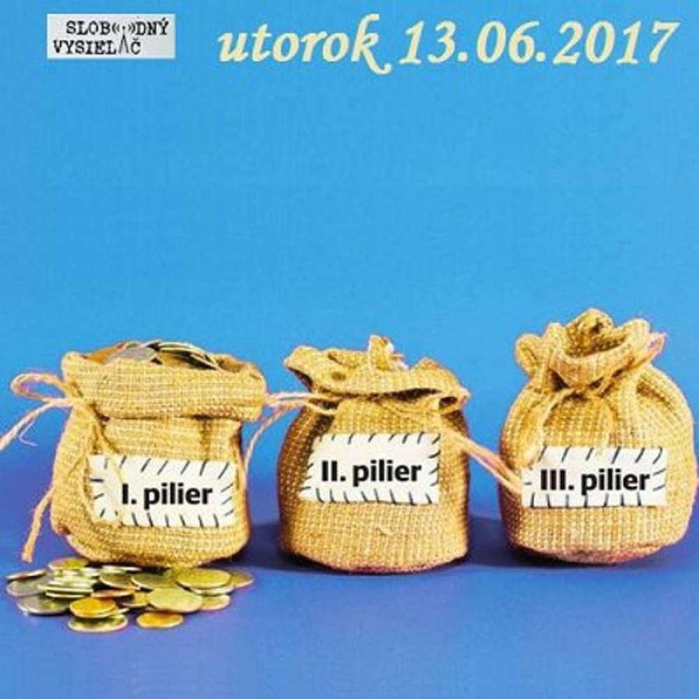 Finan ne zdravie 34 2017 06 13 Druhy pilier vyplacanie II as