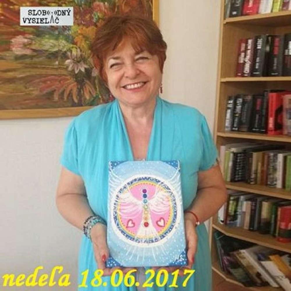 Literarna ajov a 61 2017 06 18 spisovate ka Marta Smetanova