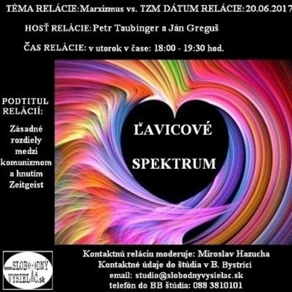 avicove spektrum 38 2017 06 20 Marxizmus vs TZM