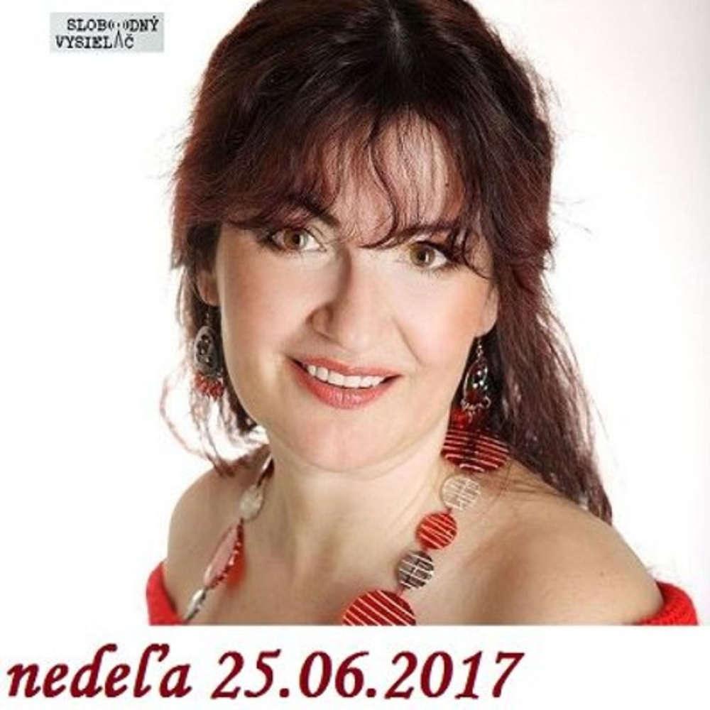 Literarna ajov a 62 2017 06 25 spisovate ka Maria Bl akova