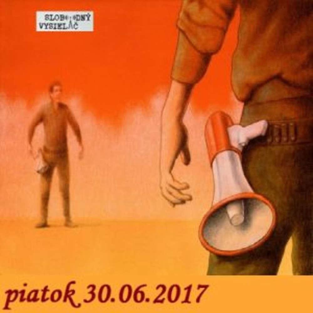 V prvej linii 2017 06 30 O slobode slova