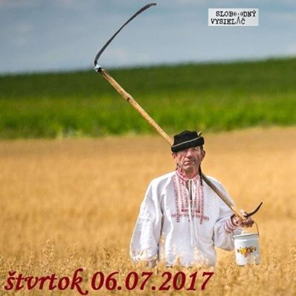 Spiritualny kapital 158 2017 07 06 Amaterske hla ky