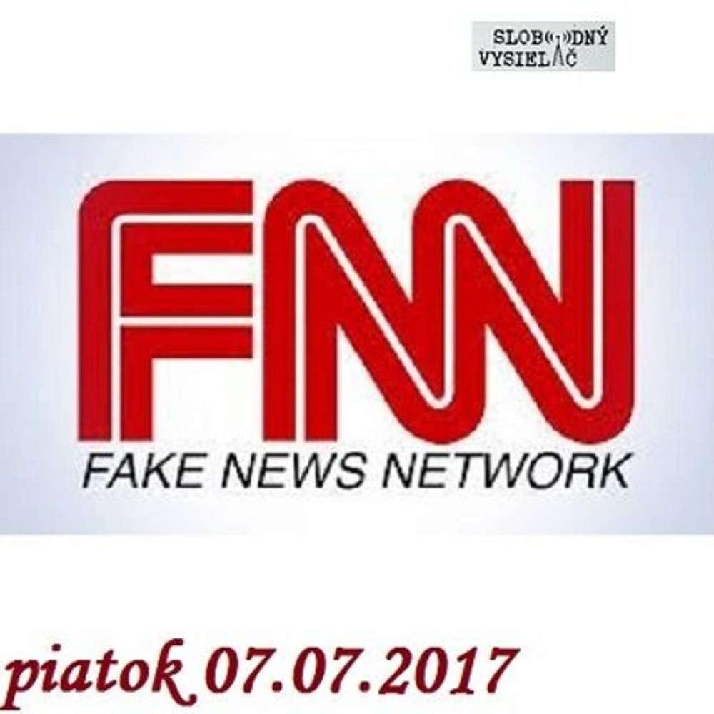 Intibovo okienko 12 2017 07 07 Fake news jako vrt ti psem a kauza CNN vs O Keefe