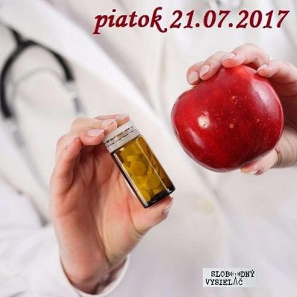 Rie enia a alternativy 29 2017 07 21 Konven na a alternativna medicina