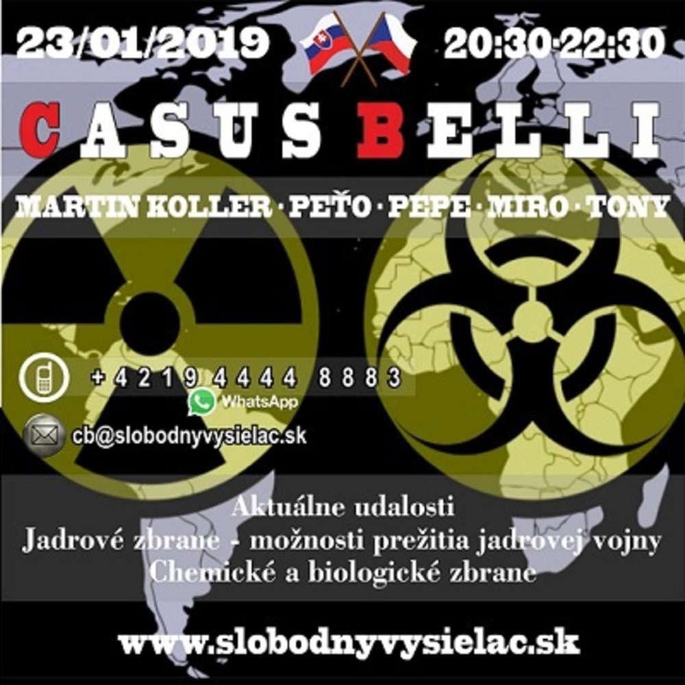 Casus belli 59 2019 01 23