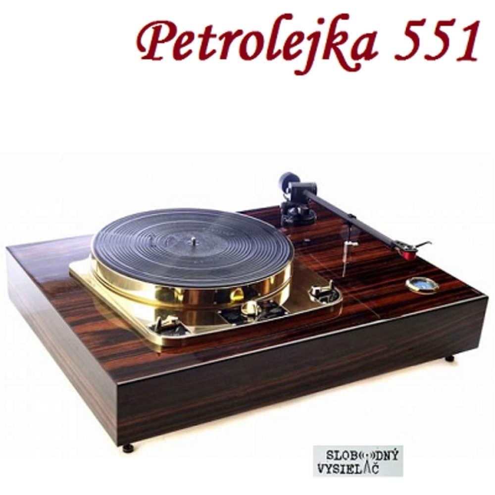 Petrolejka 551 - 2019-02-18 Jiří Šlitr