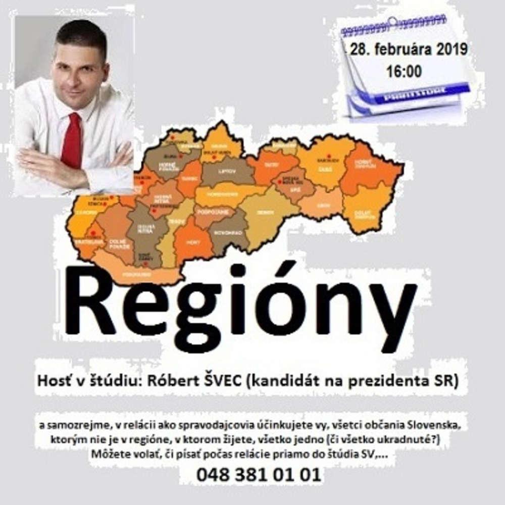 Regióny 04/2019 - 2019-02-28