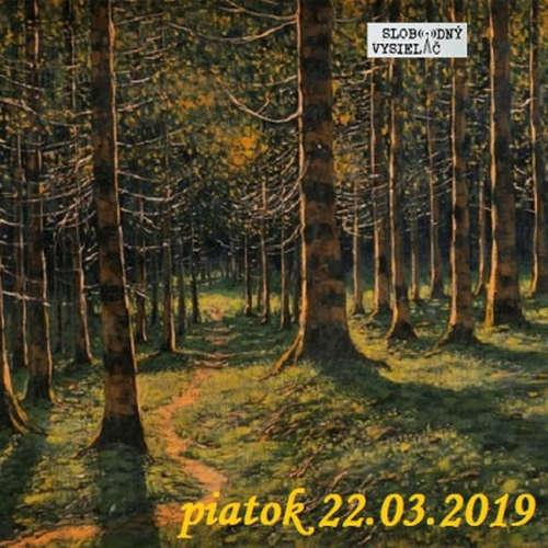 Volanie lesa 25 - 2019-03-22 Hospodárenie a kalamity v lesoch Slovenska a Českej republiky…