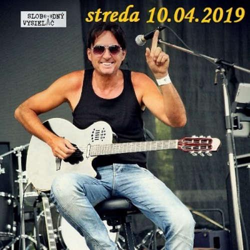 Hudobný hosť - 2019-04-10 Kornel Kadlubiak