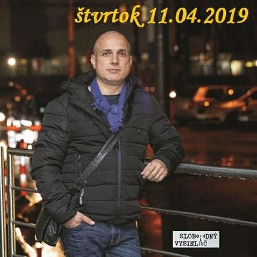 Verejné tajomstvá 249 - 2019-04-11 Dušan Cinkota