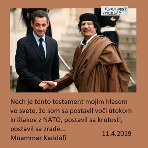 Opony 249 - 2019-04-11 Kaddáfího testament…