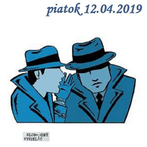 Konšpiračný byt 86 - 2019-04-12 Ako a kam všade siahajú chápadlá organizovaného zločinu a korupcie...