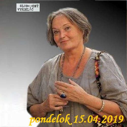 Na prahu zmien 26 - 2019-04-15 Viktoria Hradská