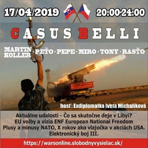 Casus belli 65 - 2019-04-17