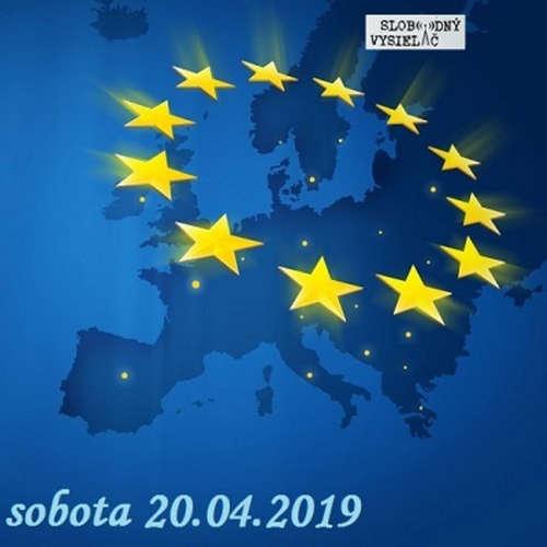 Eurovoľby 01 - 2019-04-20 Tomáš Janco