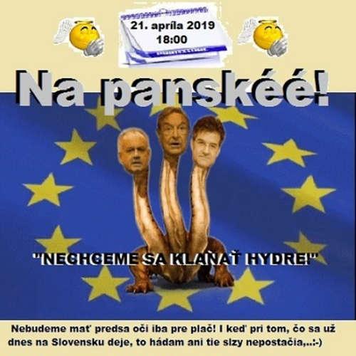 Na panské - 2019-04-21 humoristický týždenník 14/2019