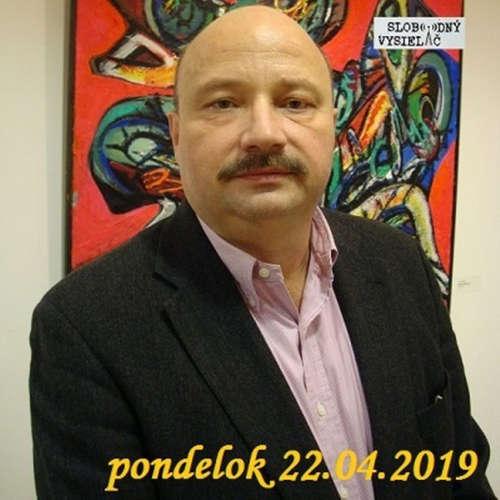 Verejné tajomstvá 250 - 2019-04-22 Martin Sarvaš