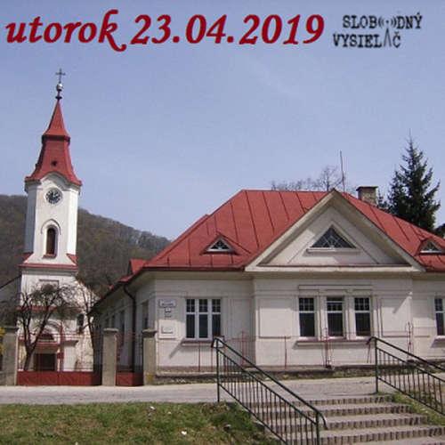 Radostná zvesť 62 - 2019-04-23 Jezis žije !