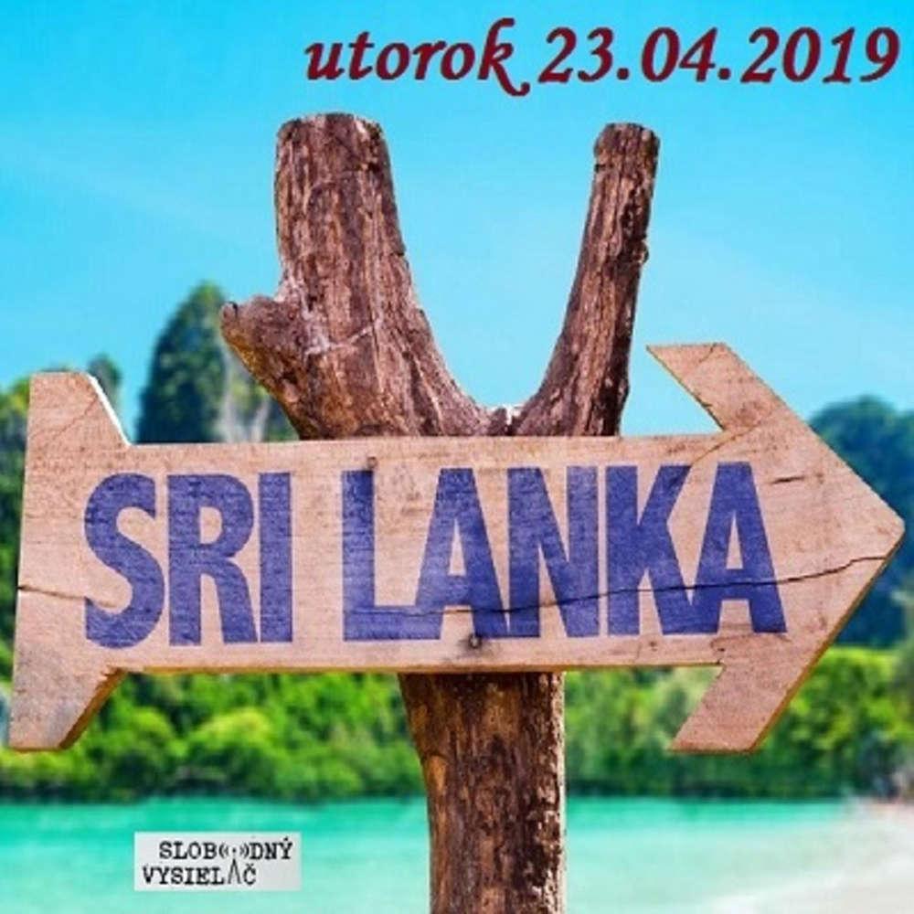 """Konverzy 11 - 2019-04-23 """"Teroristické útoky na Srí Lanke"""""""