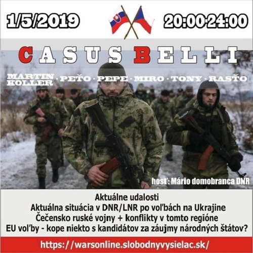 Casus belli 66 - 2019-05-01
