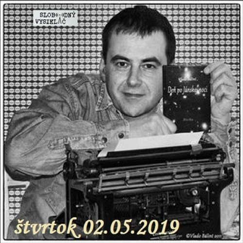 Hudobný hosť - 2019-05-02 Vlado Bálint
