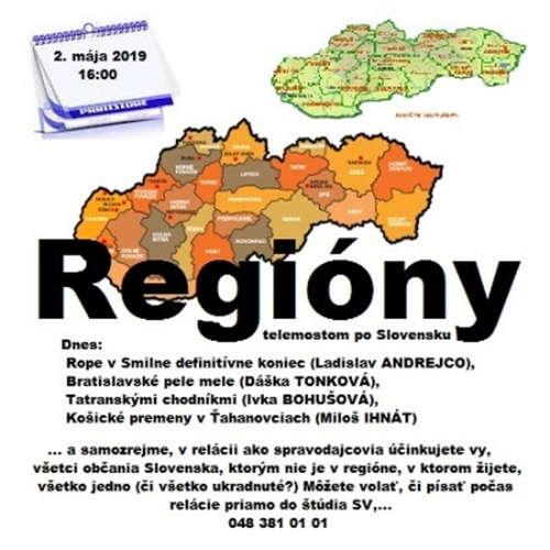 Regióny 09/2019 - 2019-05-02