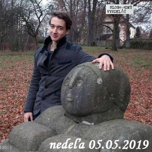 Literárna čajovňa 139 - 2019-05-05 básnik Šimon Nemec