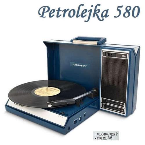 Petrolejka 580 - 2019-05-08 hudobné novinky a Milan Dočekal