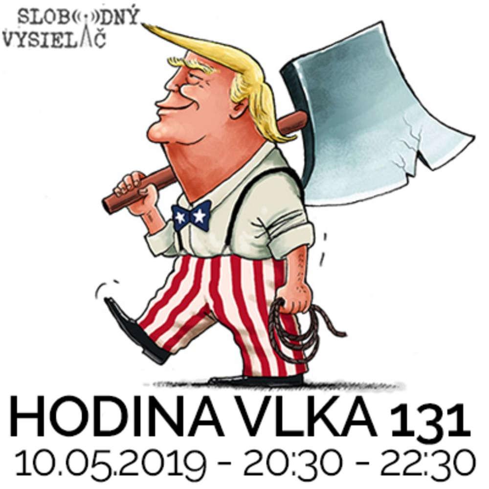 Hodina Vlka 131 - 2019-05-10