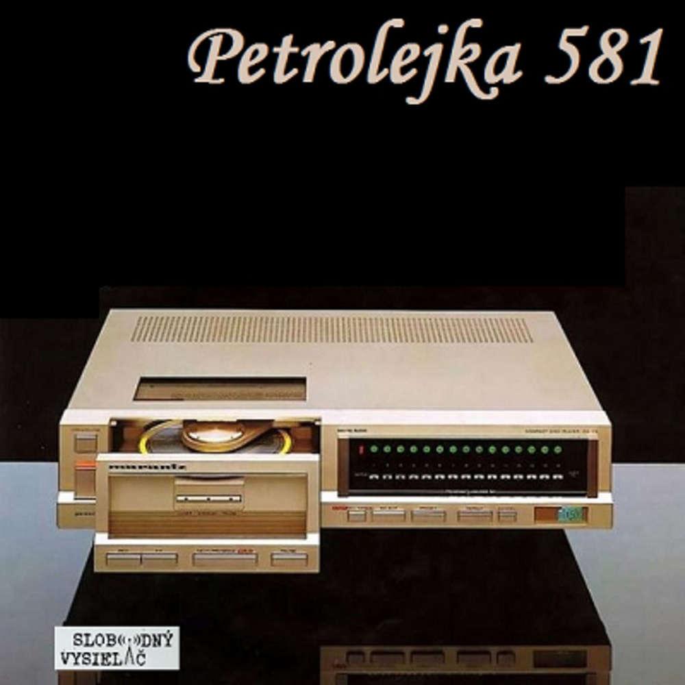 Petrolejka 581 - 2019-05-13 Petr Hapka