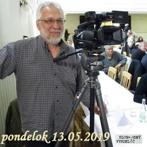 Na prahu zmien 29 - 2019-05-13 Václav Dvořák