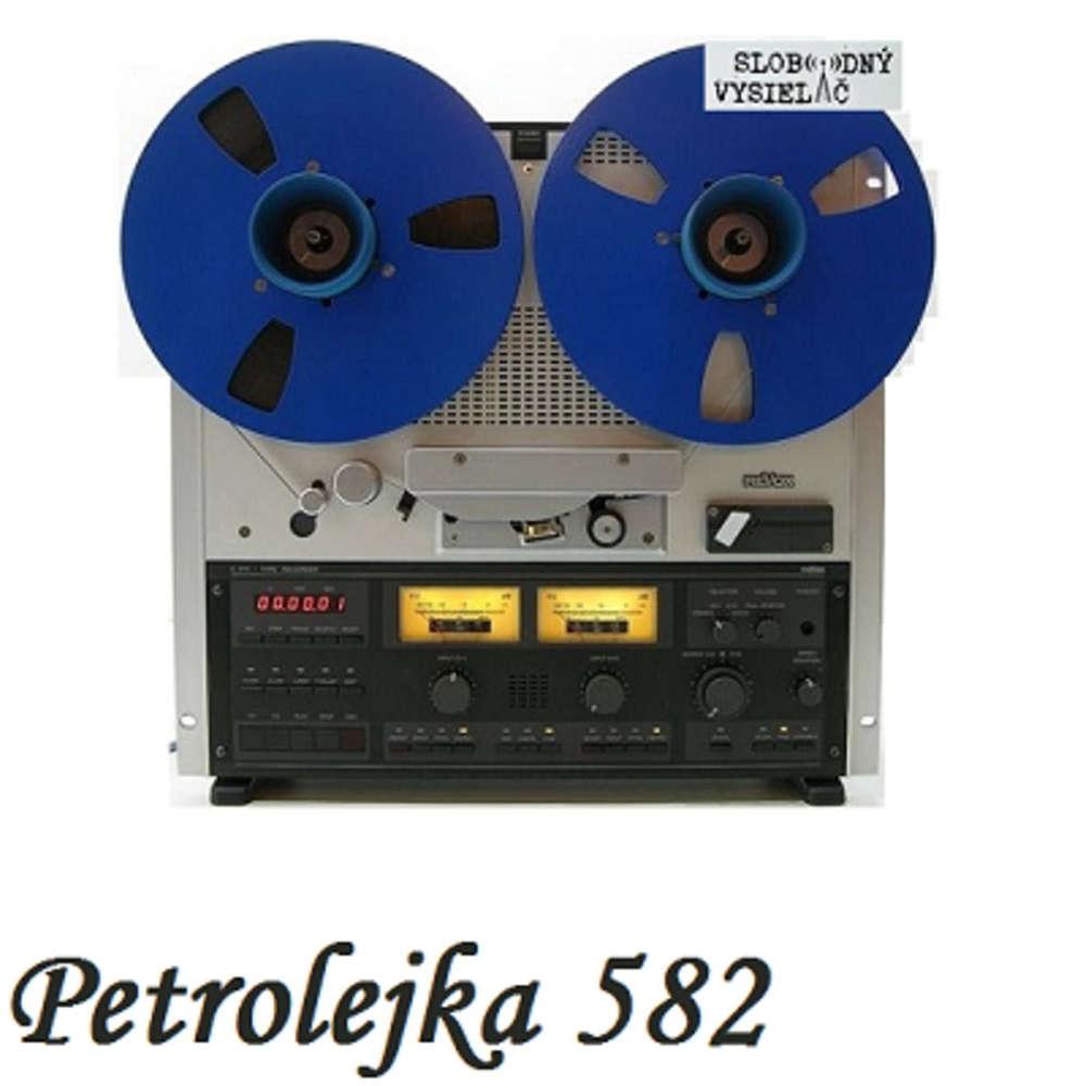 Petrolejka 582 - 2019-05-15 nezáväzné stretnutie nie len so staršou domácou hudobnou produkciou…