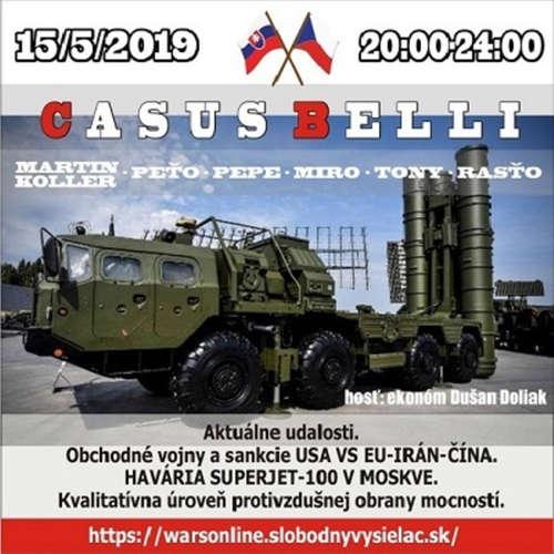 Casus belli 67 - 2019-05-15