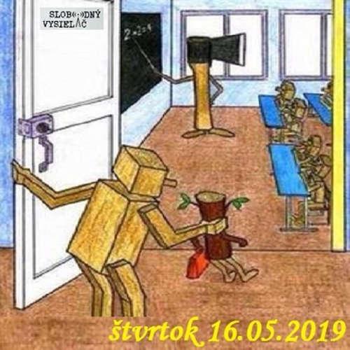 V prvej línii - 2019-05-16 Neurážajte naše deti povinnými škôlkami…
