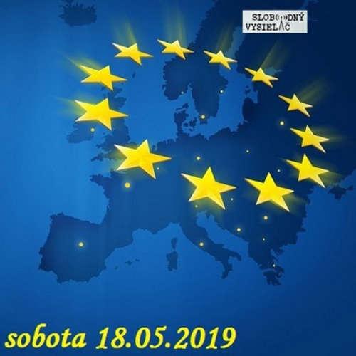Eurovoľby 04 - 2019-05-18 Helena Mezenská