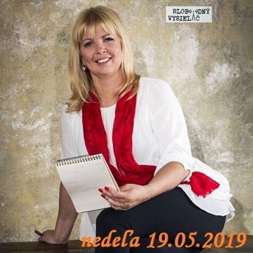 Literárna čajovňa 141 - 2019-05-19 spisovateľka Danka Šárková
