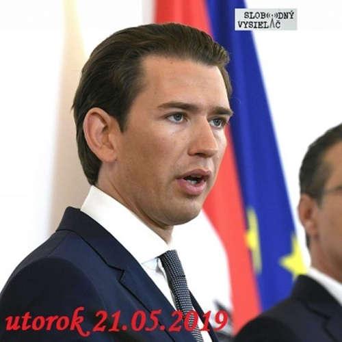 """Konverzy 13 - 2019-05-21 """"Udalosti posledných dní"""""""
