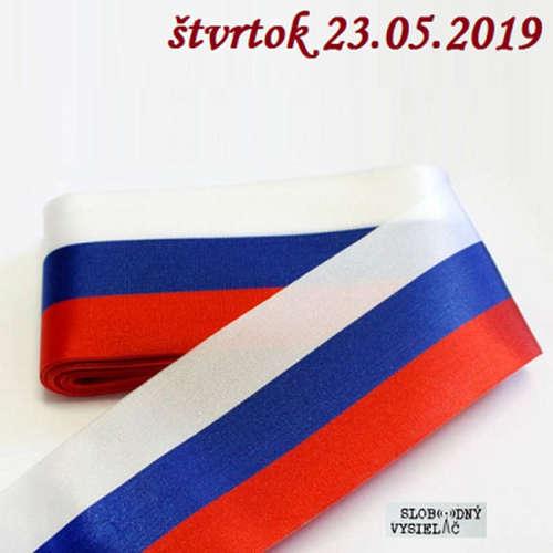 Trikolóra 11 - 2019-05-23 Eurovoľby...