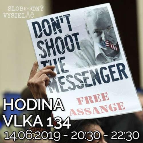 Hodina Vlka 134 - 2019-06-14