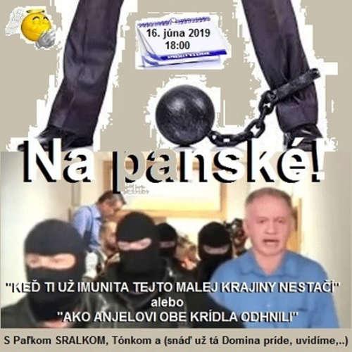 Na panské - 2019-06-16 humoristický týždenník 20/2019