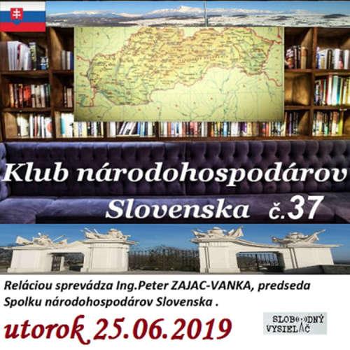 Klub národohospodárov Slovenska 37 - 2019-06-25 Čo robiť ?