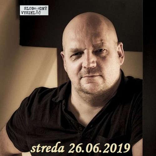 Červený stan 83 - 2019-06-26 Vladimír Sid Smutný