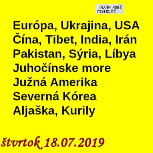 Konšpiračný byt 94 - 2019-07-18 Utajená a zakázaná geopolitika…