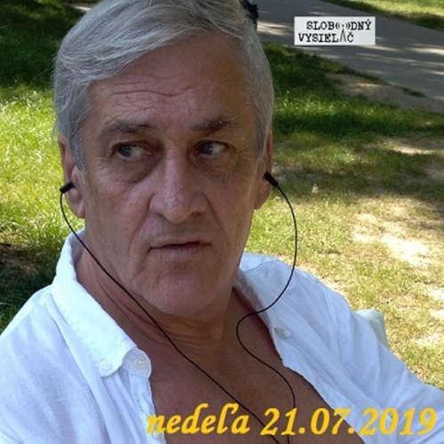 Literárna čajovňa 149 - 2019-07-21 Vlado Javorský
