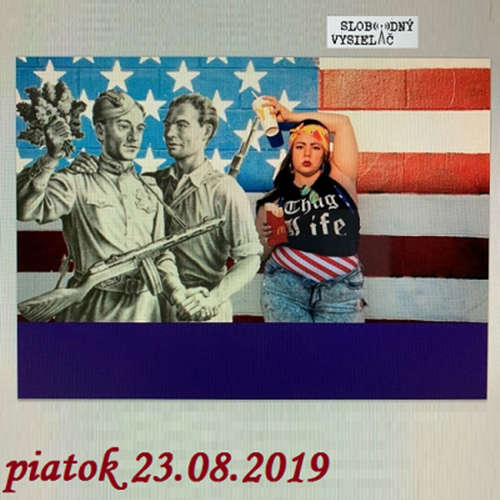 """Konšpiračný byt 98 - 2019-08-23 """"Štátne prevraty, majdany, kauzy a ako ďalej Slovensko"""""""